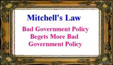 mitchells-law The Continuing…and Continuing…Obamacare Disaster