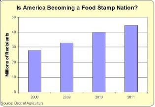 Misuse Of Food Stamps Statistics