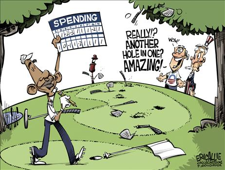 A Humorous Look At Obama S Screwy Budget Math
