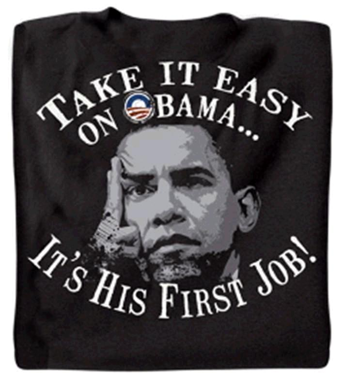 9e8a11ae New T-Shirt for Obama Supporters! | International Liberty