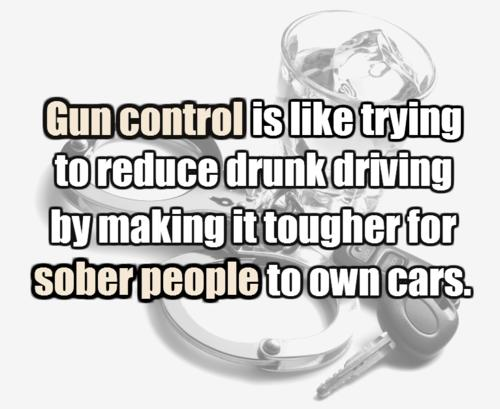 Funny Gun Control Signs Indeed, this is a pretty good
