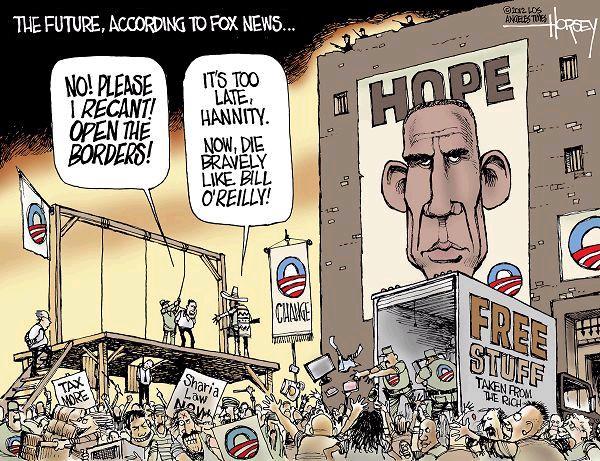 Best Barack Obama Cartoons of All Time  thoughtcocom