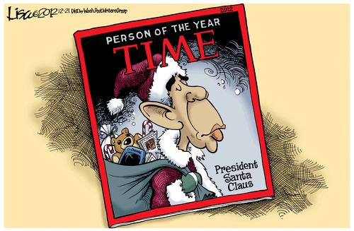 Cartoon Christmas 1