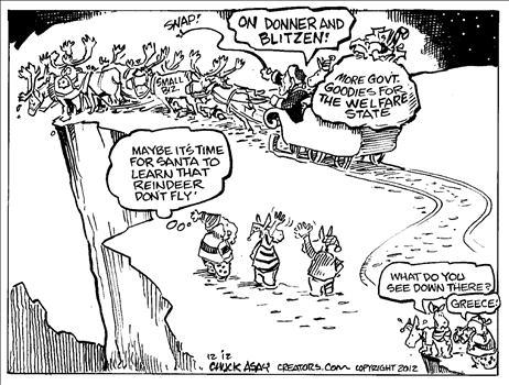Cartoon Christmas 3