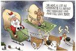 Cartoon Christmas 4