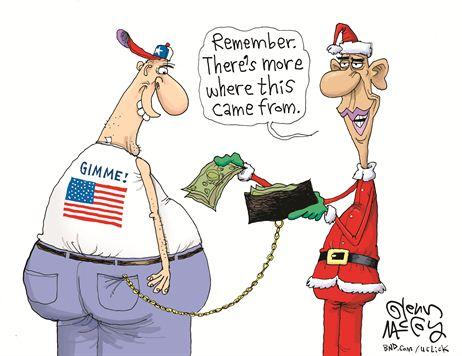 Cartoon Christmas 5