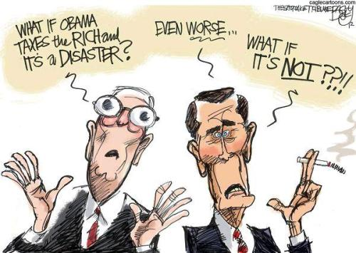 Cartoon GOP Secret Fear