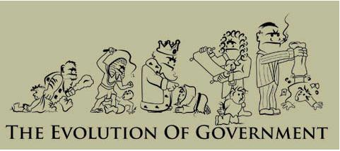 Evolution of Government