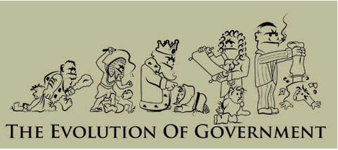 Evolution of Government