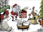 Obama Fiscal Cliff Cartoon2
