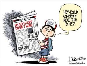 Head Start Cartoon