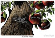Ramirez Unemployment Cartoon