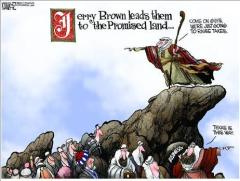 Jerry Brown Moses
