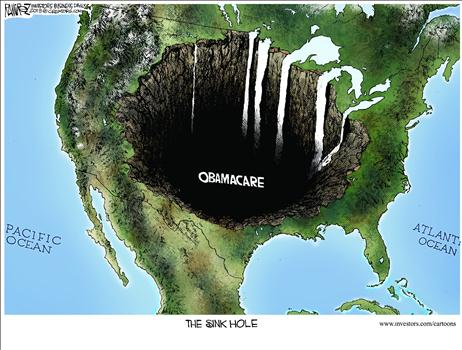 Obamacare Cartoon 6