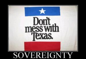 Texas Sovereignty