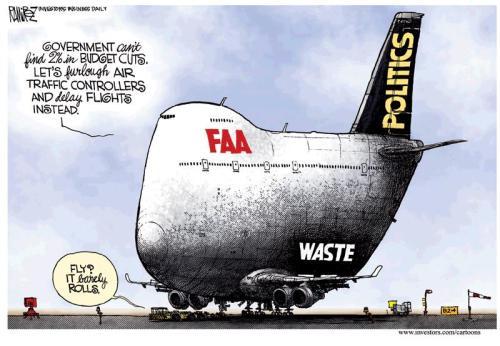 FAA Sequester