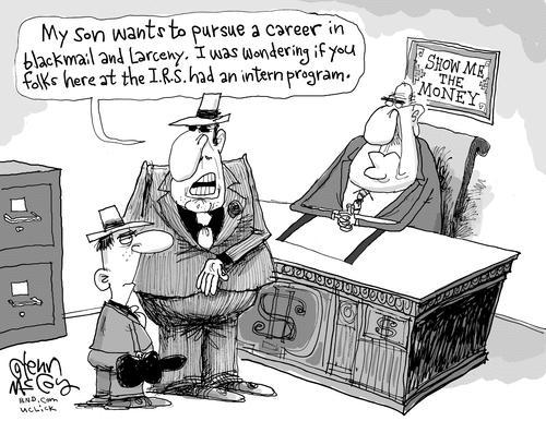 IRS Cartoon 2