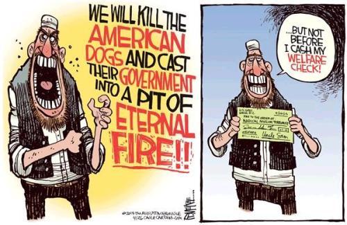 Welfare Terrorism