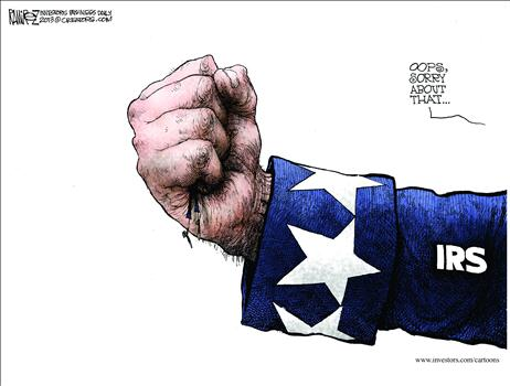 Michael Ramirez/Investor's Business Daily