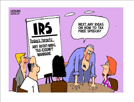 IRS Cartoon 7