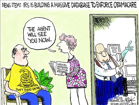 IRS Obamacare