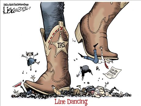 Benson IRS Cartoon