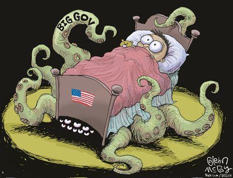 McCoy Monster Cartoon