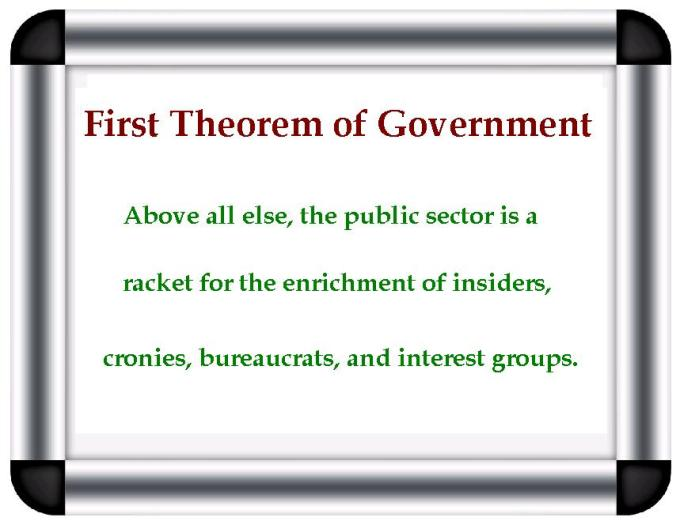 mitchells-first-theorem-of-government It's a Very Merry Christmas for Washington's Parasite Class