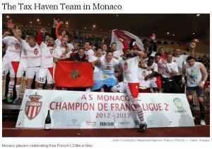 Monaco Soccer