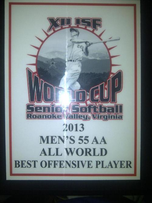 Salem Offensive MVP