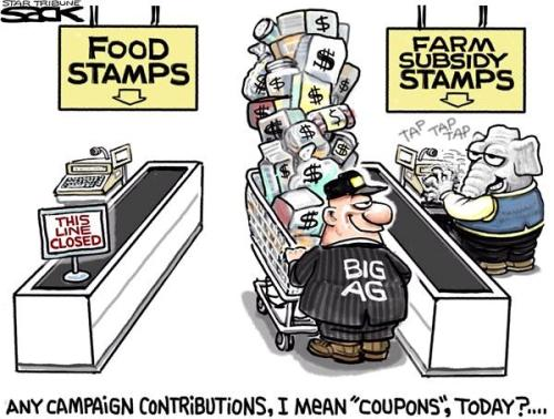 Big Ag GOP