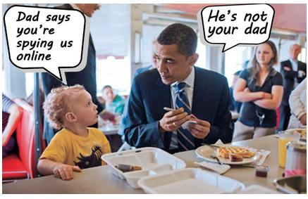 NSA Obama Humor