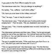 Postal Job