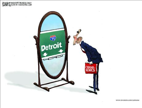 Obamanomics Cartoon 2013 5