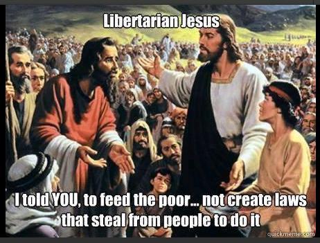 Libertarian Jesus