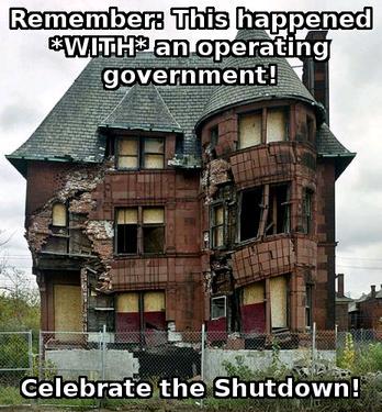 Shutdown Detroit