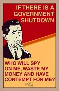 Shutdown Humor