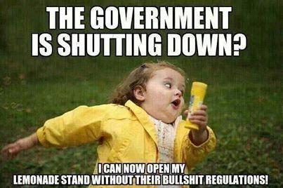Shutdown Lemonade