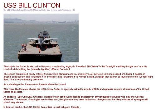SS Clinton
