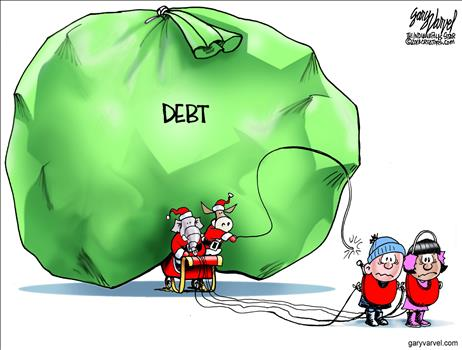 Budget Deal Cartoon 4