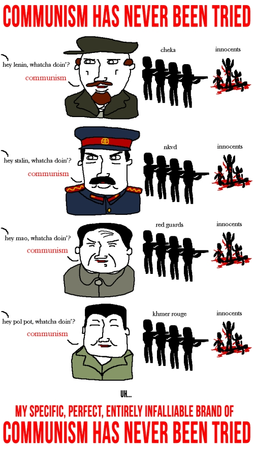 Communism in Real Life