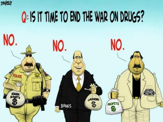 Time to End War on Cannabis?