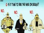 drug-war-cartoon Are Government Bureaucrats Corrupt and Dishonest?