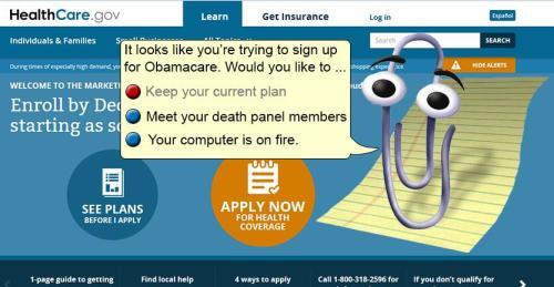 Microsoft Obamacare