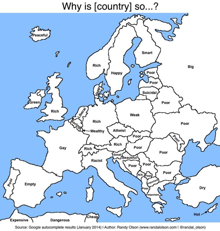 Europe Google Results