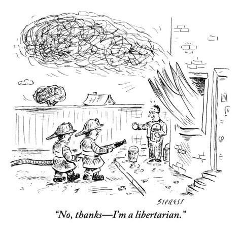Libertarian Fire Dept