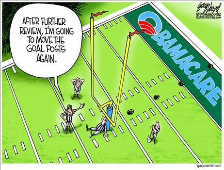 Obamacare Cartoon Jan 2014 4