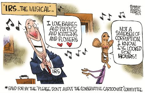 IRS Musical Cartoon