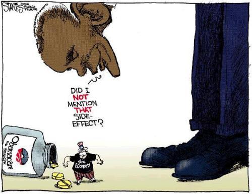 Stantis Obamacare Cartoon