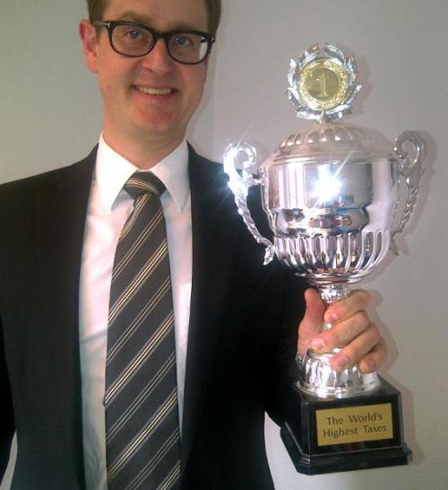 Denmark Tax Prize